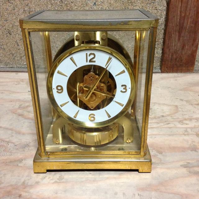 ジャガー・ルクルト 置時計 アトモス